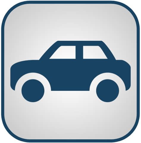 Car Icons by Blue And White Car Icon Png Clipart Image Iconbug