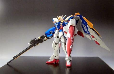 Sd Wing Gundam Endless Waltz Ew Ver Ka Bandai mg 1 100 wing gundam ew ver ka bandai gundam models kits premium shop bandai shop