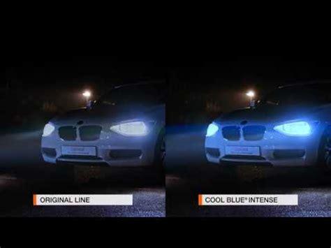 autolen philips blue vision osram night breaker laser vs osram cool blue intense doovi