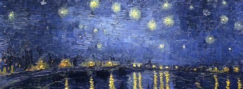 doodle significato italiano notte stellata sul rodano