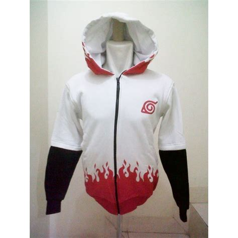 Jaket Yondaime Hokage Hoodie Anime 4th hokage yondaime minato konoha legend hoodie