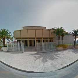 geländerhöhe museo archeologico regionale di gela touristmap