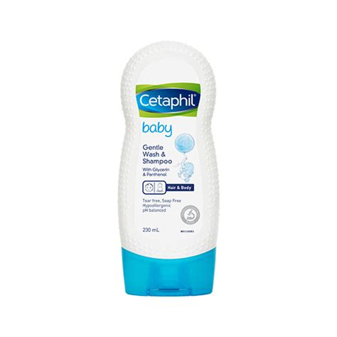 Cetaphil Baby Gentle Wash And Shoo 230 Ml T2909 baby gentle wash shoo cetaphil australia
