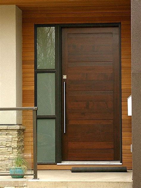Pictures Of Modern Front Doors 17 Best Images About Midcentury Vintage Modern Doors On