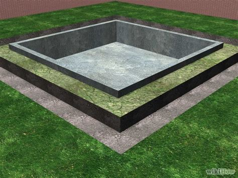 how to lay a foundation for a house how to install a drainage system around the foundation of a house