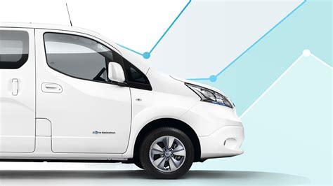 Nissan E Nv200 Evalia 2020 by Der Neue Nissan E Nv200 Evalia Elektro Familienauto 7