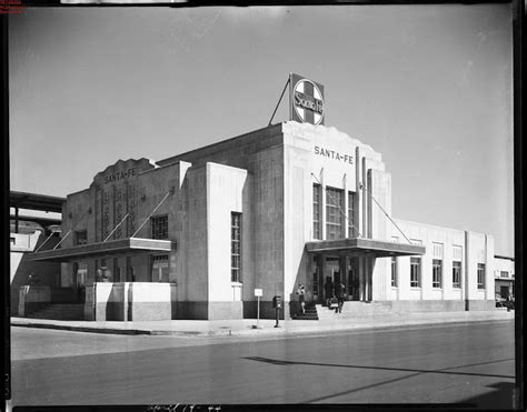 31 vintage photos of downtown oklahoma city in the 1940s