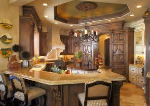 Mediterranean Kitchen Cabinets Ocala Mediterranean Kitchen Other Metro By Busby