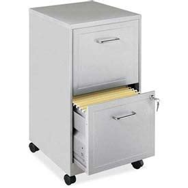lorell 14341 18 deep 2 drawer file cabinet black file cabinets vertical lorell 174 18 quot deep 2 drawer