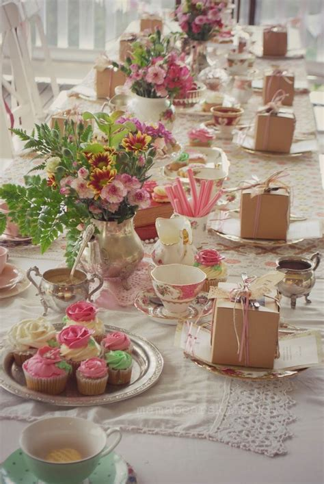 Mama Bear's Kitchen: High tea Luncheon:   Tea Spiration