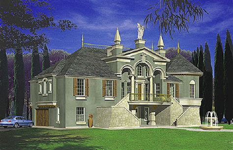 9 beautiful small castle home plans home plans