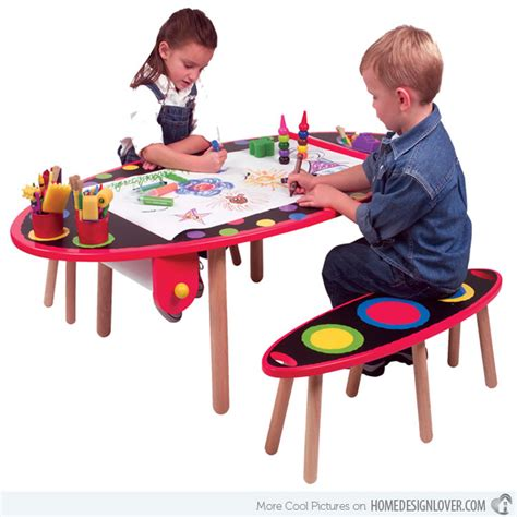 kids art table with paper roll 15 kids art tables and desks for little picassos fox