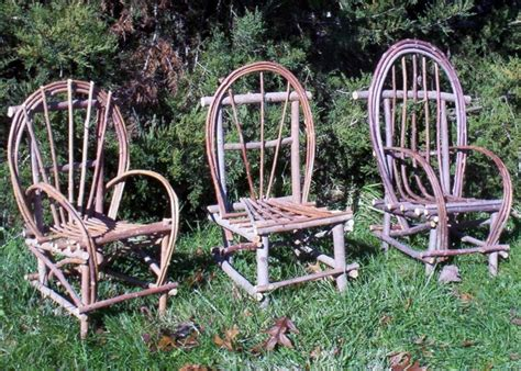 86 Best Willow Furniture Images On Pinterest Willow Outdoor Twig Furniture