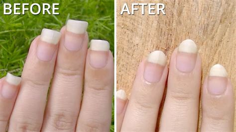 how to file nails 2 ways how to file your nails pointy almond madjennsy requested
