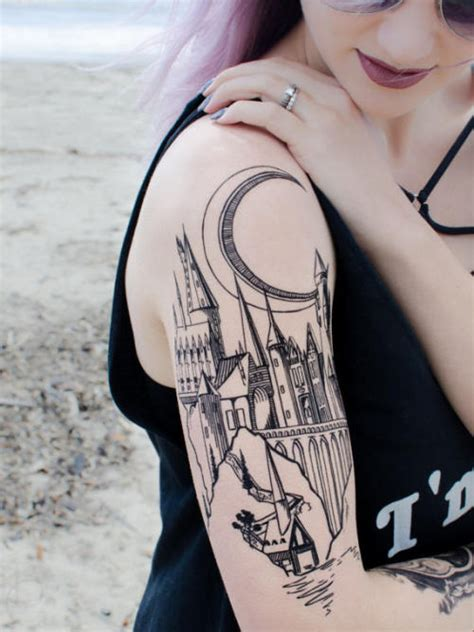 tim burton tattoos tumblr