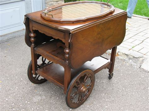 tea wagon  wagon