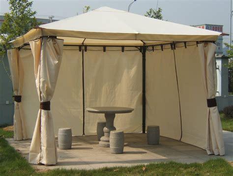 gartenpavillon mit seitenteilen gartenpavillon metall test vergleich die top 5