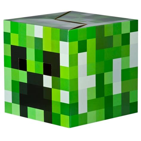 be a minecraft creeper this halloween 13 boing boing