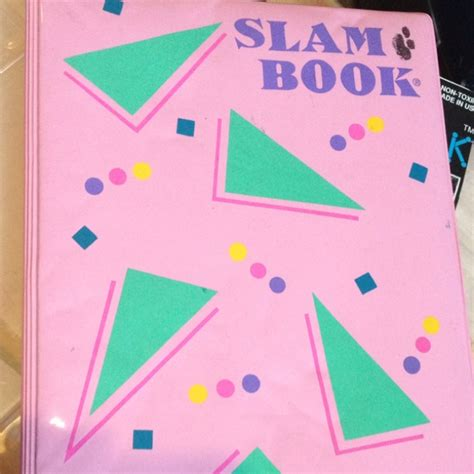 Handmade Slam Book - 17 best ideas about slam book on smash book