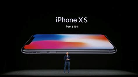 iphone xs launch teaser trailer official specs price