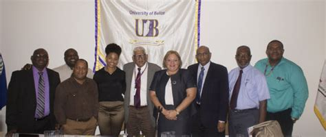 Ub Mba Apply by Of Belize Ub Launches Its 1st Mba Program