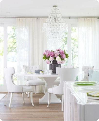all white dining rooms all white timeless or trendy centsational