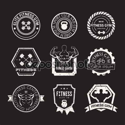 fitness logo ideas 130 designs for gyms yoga studios