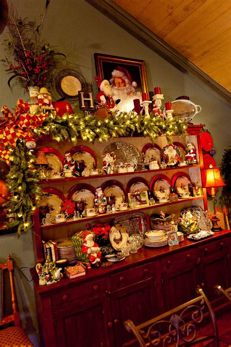 ideas  french country christmas  pinterest