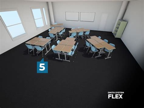 flex layout pinterest smith system flex desk configurations classroom layout
