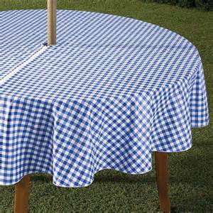 Patio Table Tablecloths by Zippered Table Cloth Umbrella Table Cloth Outdoor