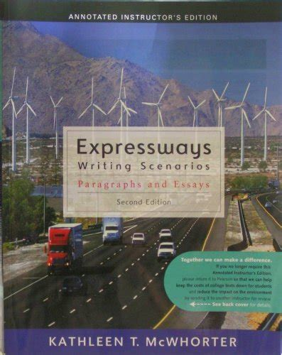 Expressways For Writing Scenarios From Paragraph To Essay by Oboetown On Marketplace Sellerratings