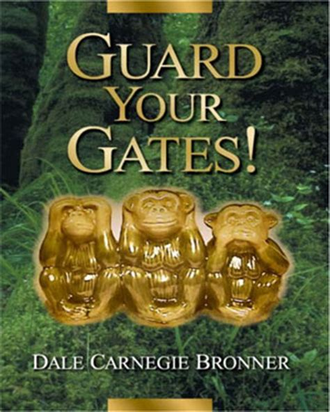 guard your gates the guard your gates to high productivity books guard