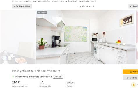 1zimmer wohnung hamburg wohnungsbetrug from sofia franziska