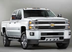 Chevrolet Truck 2500 2016 Silverado 2500 3500 Hd Trucks