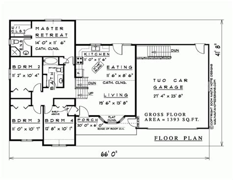 side split house plans 3 bedroom sidesplit house plan sp117 1938 sq feet