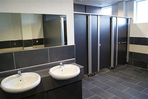 office bathrooms tbs fabrications evolution washroom cubicles at caspian