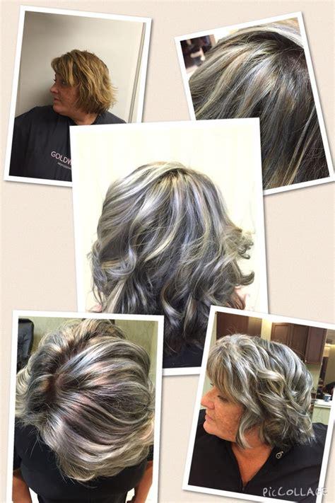 silver blue hair on pinterest lemon hair highlights blue grey hair with highlights lynzzy t hair