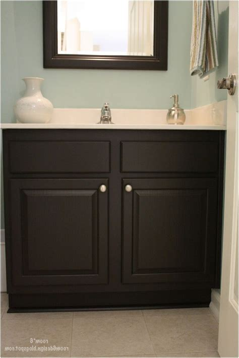 best 25 painting bathroom vanities ideas on