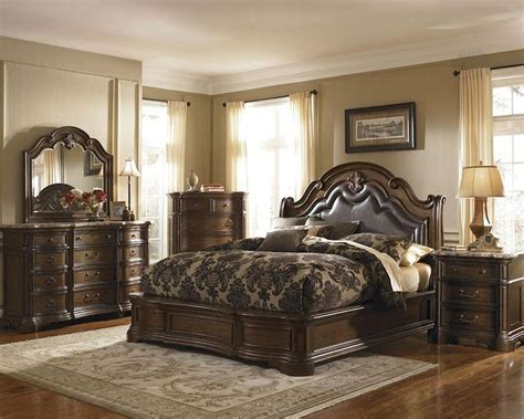 pulaski bedroom furniture sets pulaski courtland bedroom set pf 504180set