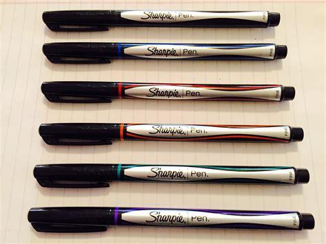 sharpie pens colors sharpie pens point assorted colors