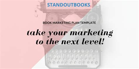 Marketing Plan Template Advertising Plans Book Template