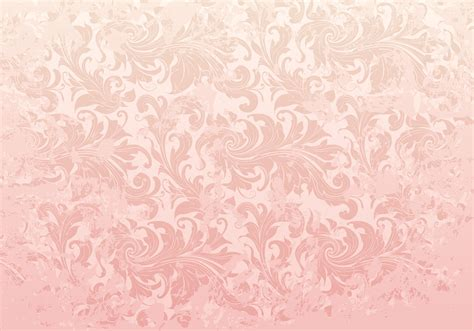 pink victorian pattern pin grungy vintage pink background with victorian corners