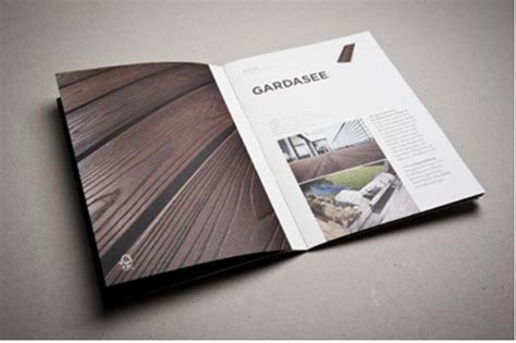 product layout design inspiration how to choose the right paper for your brochure creative