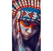Tribal Art Beauty Iphone Wide Hd Wallpapers  Free