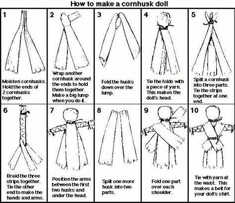 corn husk dolls directions 17 best images about candlemas imbolc st bridget s