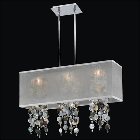 haggart luxury homes rectangular chandelier with shade brizzo lighting stores