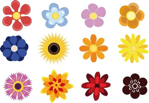 flower doodle ai flowers free vector in adobe illustrator ai ai
