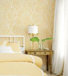Yellow White Bedroom by The Glam Pad Hello Spring Hello Yellow