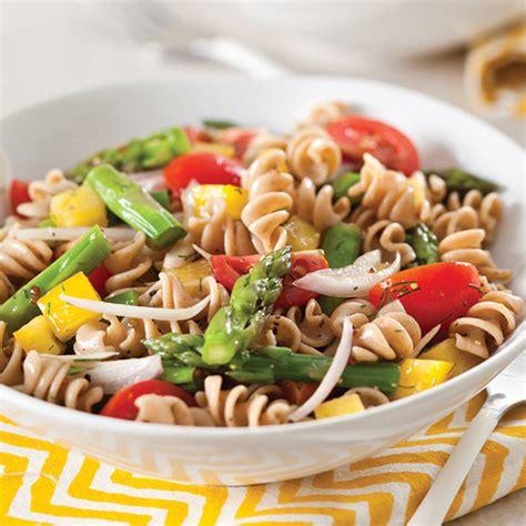 garden pasta salad paula deen magazine