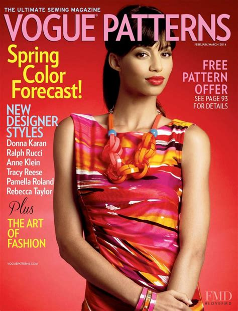 On The Cover Of Vogue This February by Cover Of Vogue Patterns February 2014 Id 26077